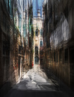 A small alley in Ven