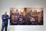 Sunset in Midtown NY